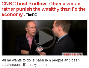 Kudlow the Centrist