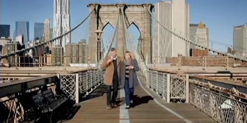 Fake Brooklyn Bridge
