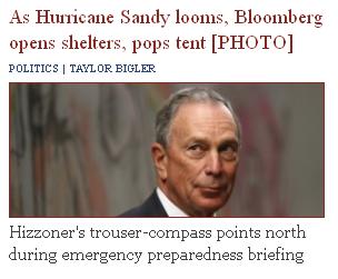 Bloomberg Boner