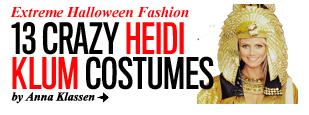 Breaking - Celebrity Celebrates Halloween