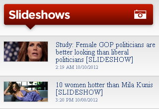 Hot Conservatives & Hot Babes (Daily Caller Exclusives!)