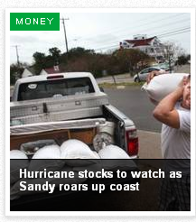 Hurricane Stocks (Limited Time Only)