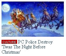 Leave Santa Aloooooooone