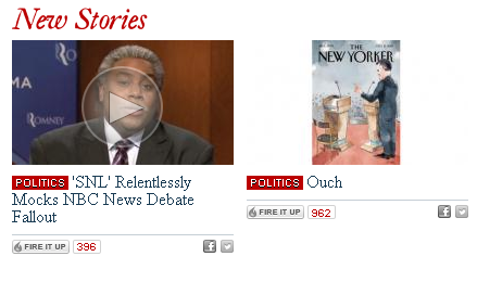 SNL & New Yorker (Trustworthy for Today)