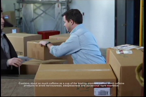 World's Least Organized Box Factory