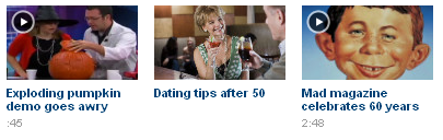 Dating Tips for Magazines and Pumpkins Over 50