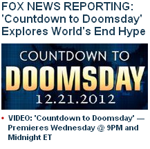 Doomsday! (Tonight on FOX)