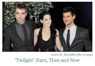 Durr, Twilight Is Popular Still