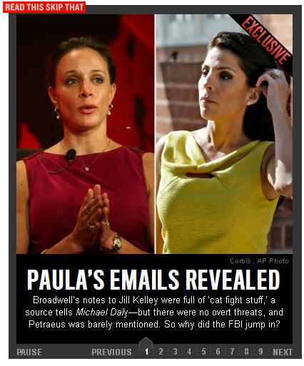Paula!