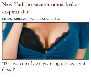 Prosecutor Porn
