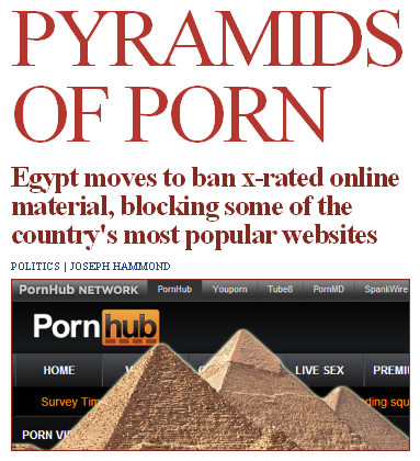 Pyramids of Porn