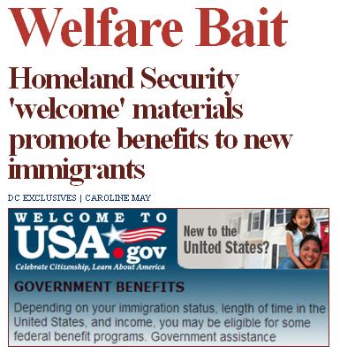 Welfare Bait(ing)